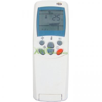 6711A20025D MEC AIR CONDITIONING REMOTE CONTROL