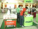 Maxis Maxis Booth
