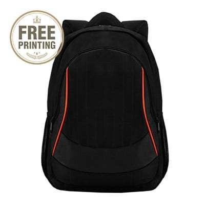 Stripe Laptop Backpack