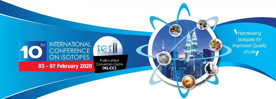 10th International Conference on Isotopes (10ICI) 2020