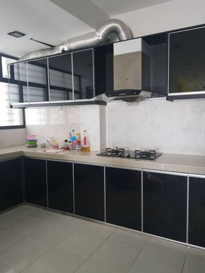 For Rent RM1500 Partially Furnished