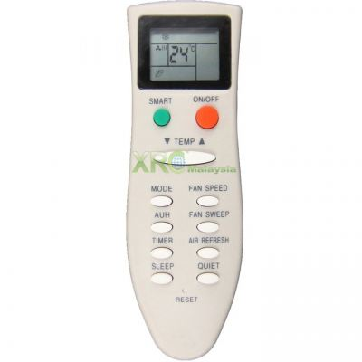 SAC-HS09CRC1F SANSUI AIR CONDITIONING REMOTE CONTROL
