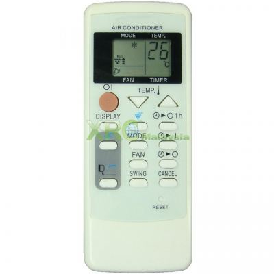 CRMC-A791JBEZ SHARP AIR CONDITIONING REMOTE CONTROL