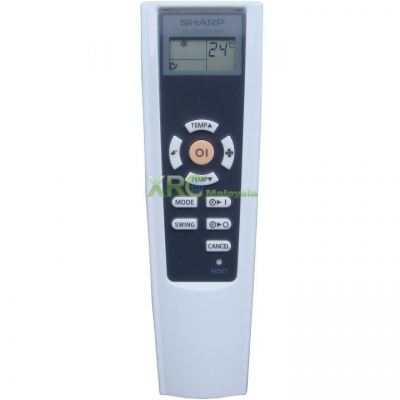 CRMC-A863JBEZ SHARP AIR CONDITIONING REMOTE CONTROL