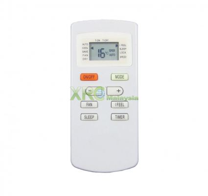 TAS13G TOPAIRE AIR CONDITIONING REMOTE CONTROL