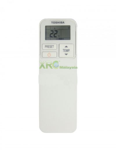 WC-TA02NE TOSHIBA AIR CONDITIONING REMOTE CONTROL