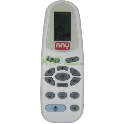 GC12000DX00 YORK AIR CONDITIONING REMOTE CONTROL