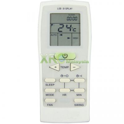 GZ12A-E1 YORK AIR CONDITIONING REMOTE CONTROL