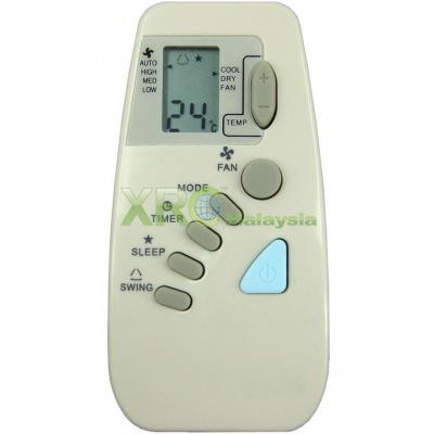 G02L YORK AIR CONDITIONING REMOTE CONTROL