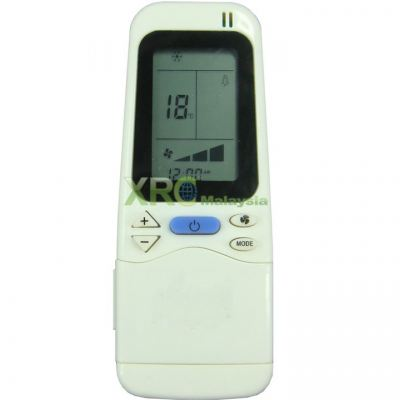 G06L YORK AIR CONDITIONING REMOTE CONTROL