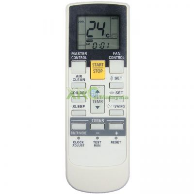 AR-SY1 FUJITSU AIR CONDITIONING REMOTE CONTROL