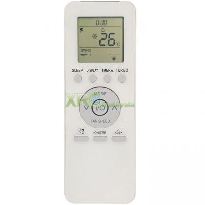 GZ09-BE00-001 HAIER AIR CONDITIONING REMOTE CONTROL