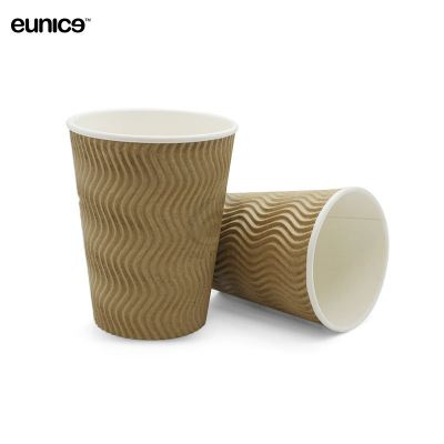 Eunice S Ripple Hot Cups
