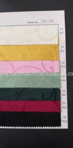 table colth / napkin / chair cover color available