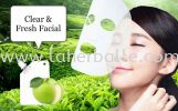 Facial Mask : Clear & Fresh Mask Rm148 Facial Treatment In-House Treatment