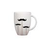 Mustache design Printed Mug Premium & Gift