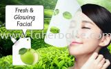 Intensive Mask : Fresh & Glowing Mask Rm298 Facial Treatment In-House Treatment