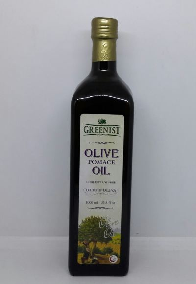 GREENIST OLIVE POMACE OIL-500ML