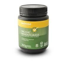 Melrose Organic Wheatgrass-200gm