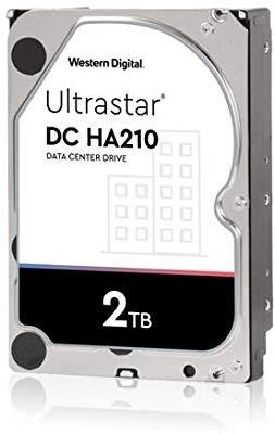 WD Ultrastar 2TB ® DC HA210 - 1W10002/HUS722T2TALA604