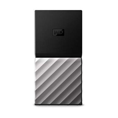 WD MY PASSPORT SSD 1TB - WDBK3E0010PSL-WESN/BKVX0010