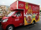 Che Nor Sambal Franchise Food & Beverage Truck Truck