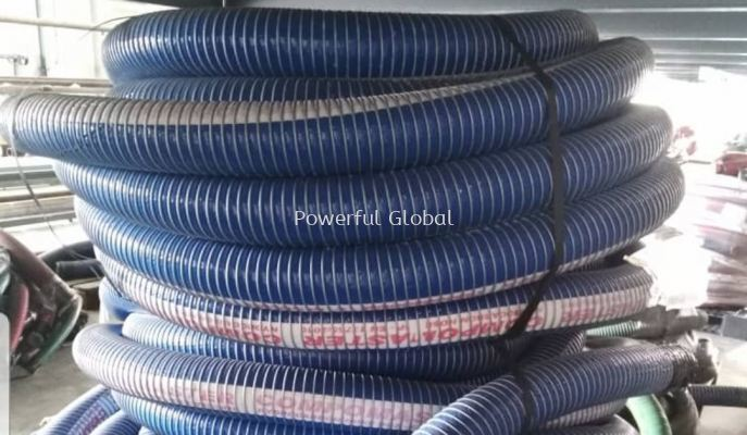 Composite Hose & Ducting Blue GA-GA