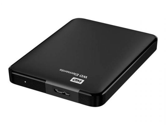 "WD ELEMENTS PORTABLE 2.5"" 2TB, USB 3.0 - WDBU6Y0020BBK-EESN"