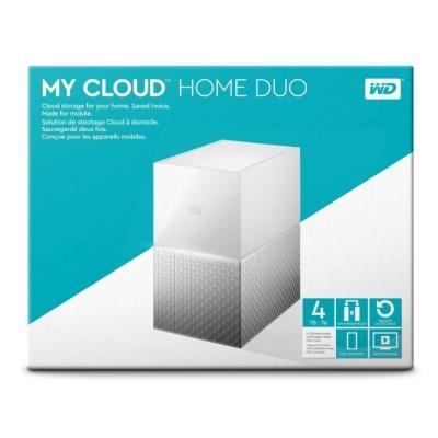 WD MYCLOUD HOME DUO 16TB - WDBMUT0160JWT-SESN