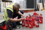 Fire Extinguisher Service & Maintenance Fire Safety Equipments