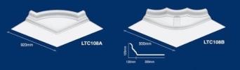 LTC108 Light Trough Corners