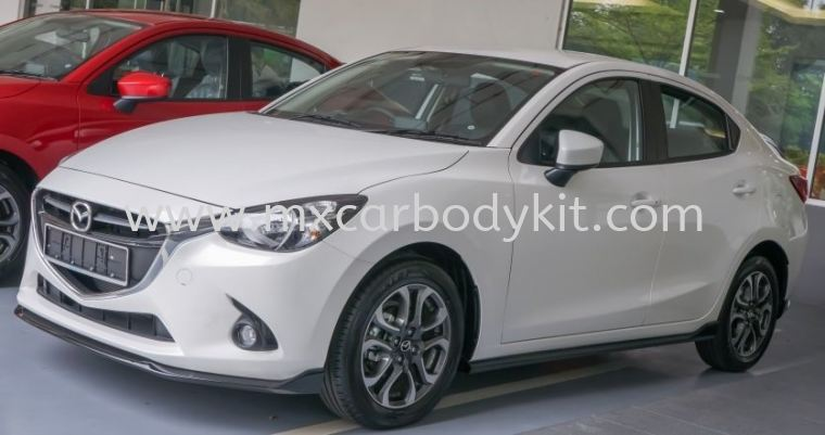MAZDA 2 SEDAN OEM 2016 BODYKIT + SPOILER  2 SEDAN  MAZDA