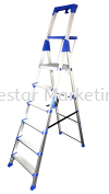 OREX 6 STEPSALUMINIUM HOUSEHOLD LADDER HEIGHT ACCESS MATERIAL HANDLING EQUIPMENT (MHE)