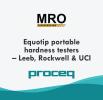 Equotip portable hardness testers �C Leeb, Rockwell & UCI Equotip Portable Hardness Testers PROCEQ