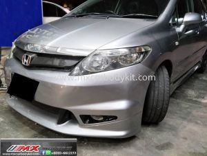 HONDA AIRWAVE 2006 RS BUMPER SET