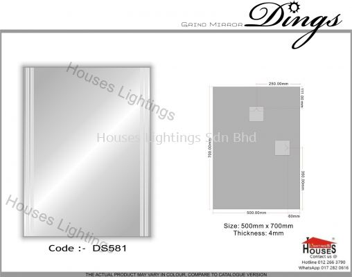 Mirror Dings DS581