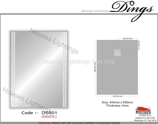 Mirror Dings DS501