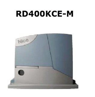 Nice RD400KCE-M Double Speed Sliding Motor with accesories