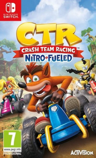 [Pre-order] Nintendo Switch Crash Team Racing