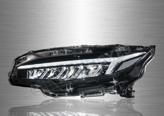 Honda Civic FC LED Sequantial Signal Headlamp 16-19