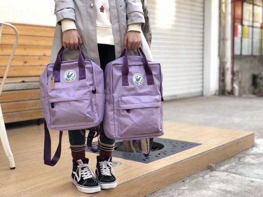 Bag - Lilac Is The New Pink - Small / Big