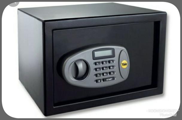 Yale Safe Box
