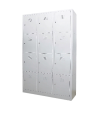 12 Compartment Steel Locker  Steel Locker  Steel  Office Furniture