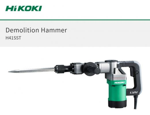 Hitachi / Hikoki Demolition Hammer 1100W