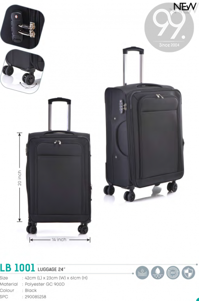 LUGGAGE & TROLLEY BAG