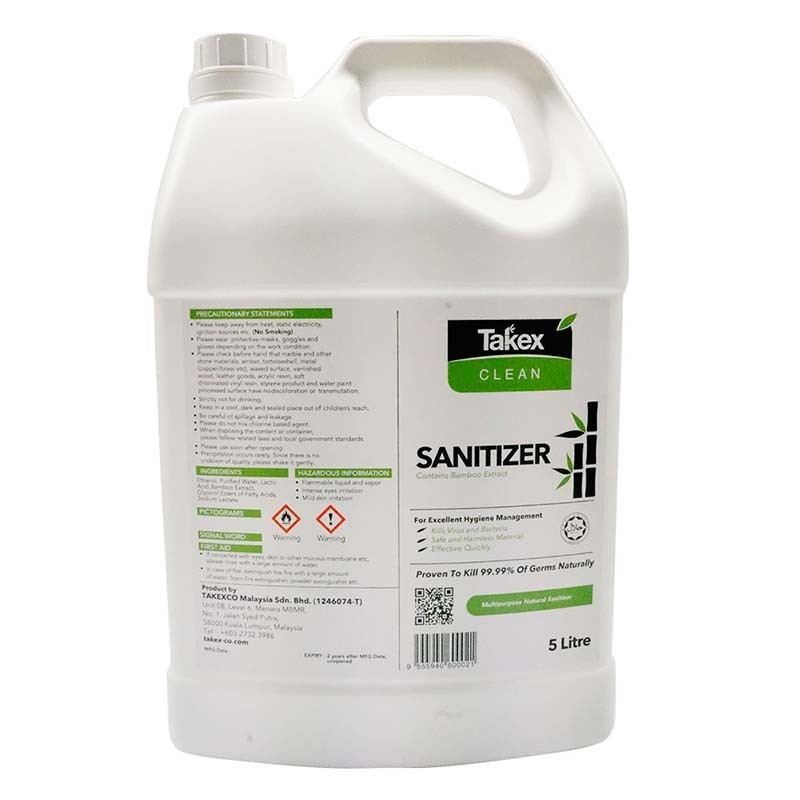 Takex Clean (5 Litre)