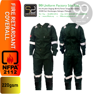 Jacket & Coverall