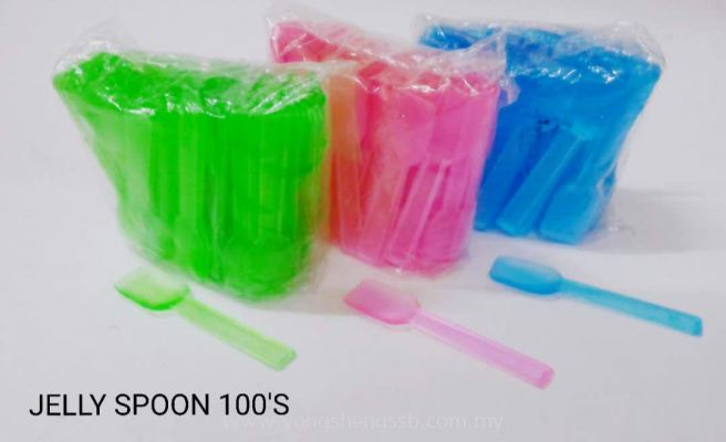 Jelly Spoon 100's