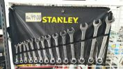 Stanley 14pcs Combination Wrench 8-24mm Automotive