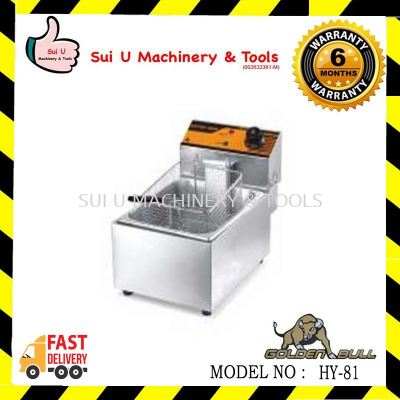 Golden Bull HY-81 5.5L Single Tank Electric Fryer